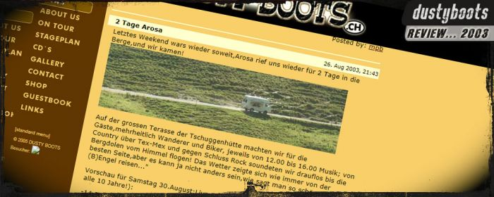 news review 2003